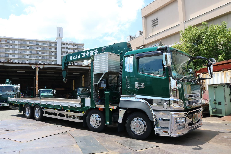 重量 大型トラック
